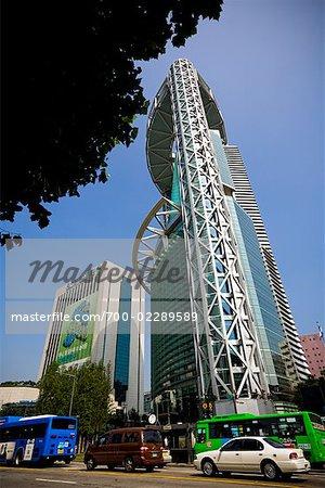 Jongno Tower, Seoul, South Korea