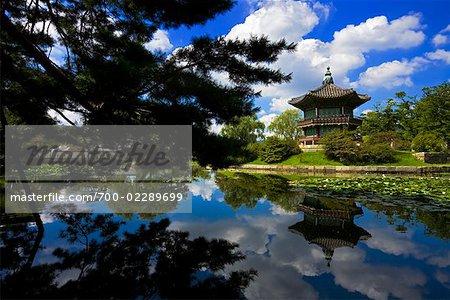 Gyeongbok Palace, Seoul, South Korea