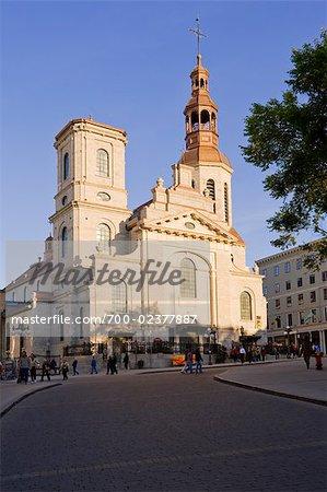 Notre Dame de Quebec, Quebec City, Quebec, Canada
