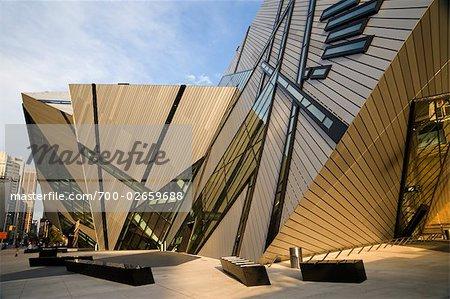 Michael Lee-Chin Crystal, Royal Ontario Museum, Toronto, Canada