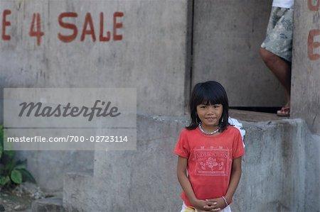 Little Girl, Catbalogan, Samar Province, Philippines