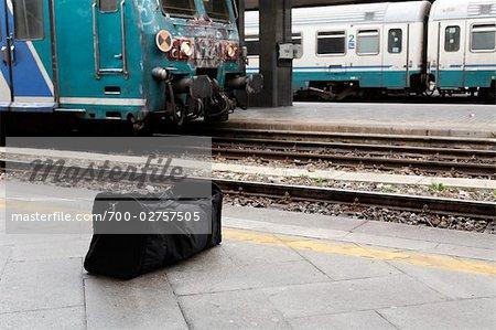 Duffel Bag, Roma Termini, Rome, Latium, Italy