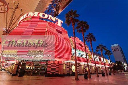Fremont Hotel and Casino, Las Vegas, Nevada, USA