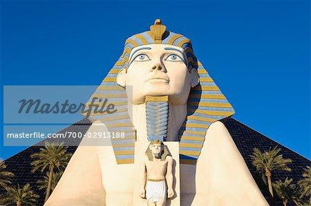 Luxor Hotel and Casino, Paradise, Las Vegas, Nevada, USA
