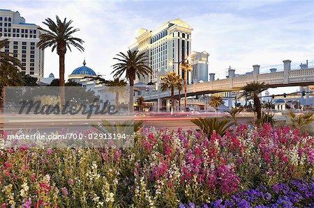 Caesar's Palace Hotel and Casino, Paradise, Las Vegas, Nevada, USA