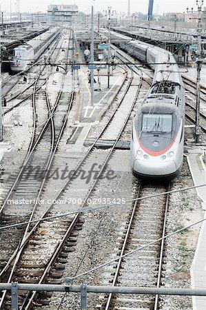 Train Station, Bologna, Italy