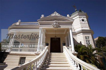 Spanish Colonial Mansion in Merida, Yucatan, Mexico