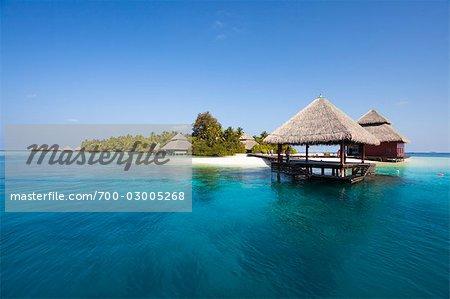 Boathouse, Rannalhi, South Male Atoll, Maldives