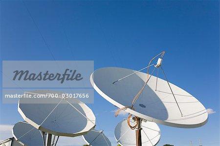 C Band Satellite Dishes