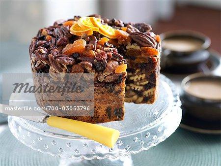 Brandy Fruitcake
