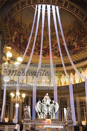 Eglise de la Madeleine, Paris, France