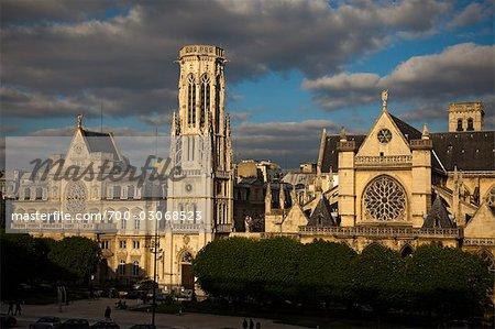 St Germain l'Auxerrois, Paris, France