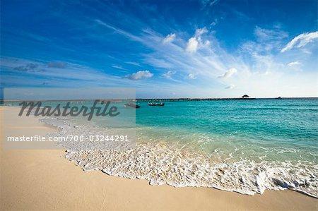 Beach House at Manafaru, Haa Alifu Atoll, Maldives