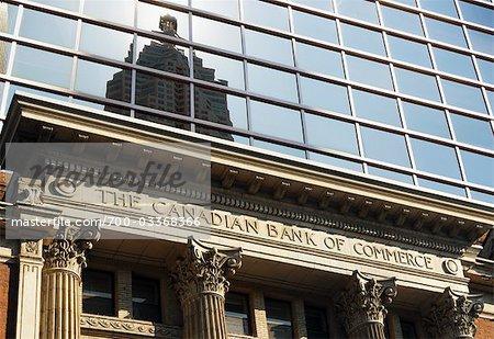 Financial Building, Toronto, Ontario, Canada
