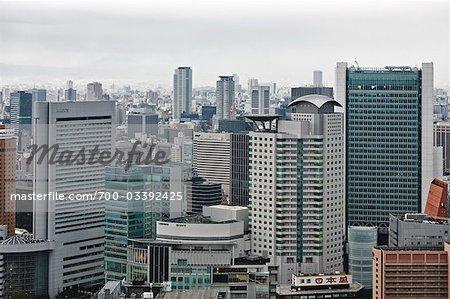 Kita District, Osaka, Osaka Prefecture, Kansai Region, Honshu, Japan