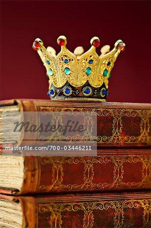 Crown on Books