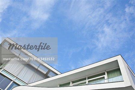 Buildings, Maastricht, Limburg Province, Netherlands