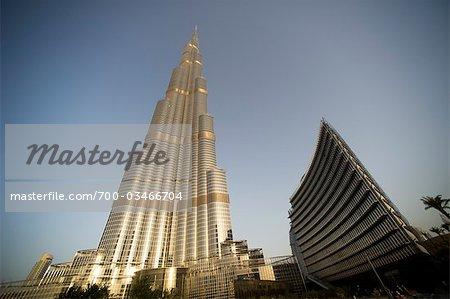 Burj Khalifa, Dubai, United Arab Emirates