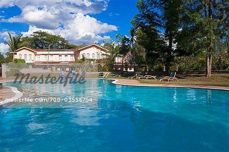 Pool at  Hotel, Nairobi, Kenya