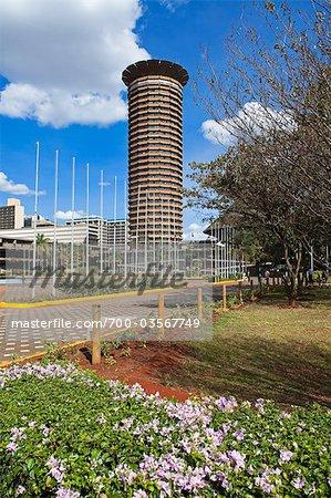 Kenyatta Conference Centre, Nairobi, Kenya