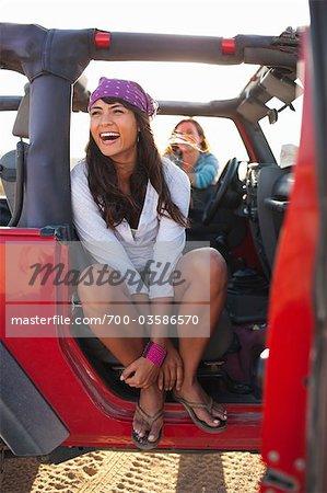 Women, Baja California Sur, Mexico
