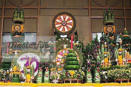Baisri Handicrafts Bangkok Thailand Stock Photo Masterfile