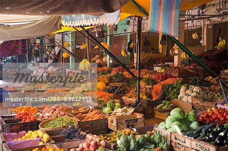 Market, Moulay Idriss, Morocco