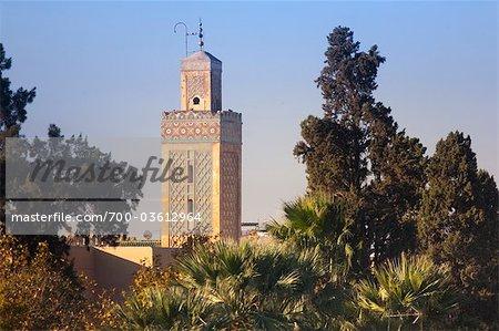 Minaret, Fez, Morocco