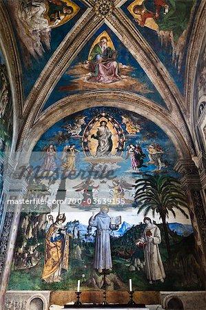 Santa Maria in Aracoeli, Rome, Italy