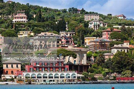 Santa Margherita Ligure, Genoa Province, Ligurian Coast, Italy