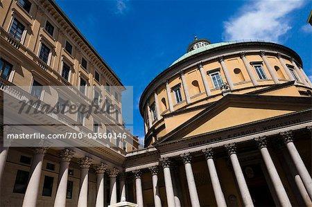 San Carlo Al Corso, Milan, Province of Milan, Lombardy, Italy