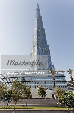Burj Khalifa, Dubai, United Emirates