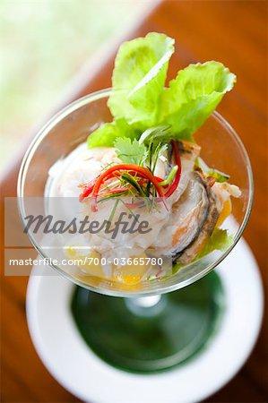 Lobster Martini Starter