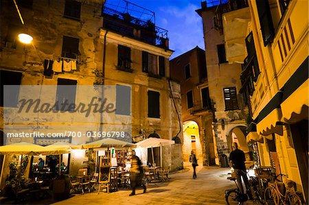 Monterosso al Mare, Cinque Terre, Ligurian Coast, Italy