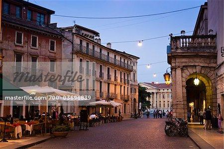 Via Roma, Verona, Veneto, Italy