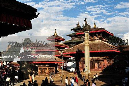 Durbar Square, Bhaktapur, Bagmati Zone, Madhyamanchal, Nepal