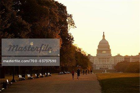 The Capitol Building, Washington, D.C., USA