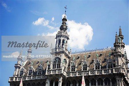 Maison du Roi, Grand Place, Brussels, Belgium