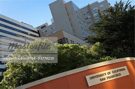 University of California Medical Center, San Francisco, California, USA