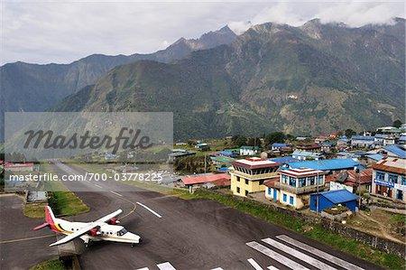 Tenzing-Hillary Airport, Lukla, Khumba Area, Solukhumbu District, Sagarmatha, Nepal