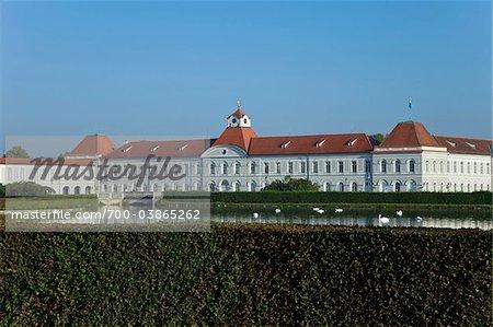 Nymphenburg Palace, Munich, Bavaria, Germany