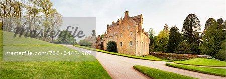 Cawdor Castle, Cawdor, Highland Region, Scotland, United Kingdom