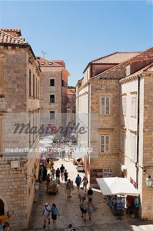 Rector's Palace, Dubrovnik, Dubrovnik-Neretva County, Croatia