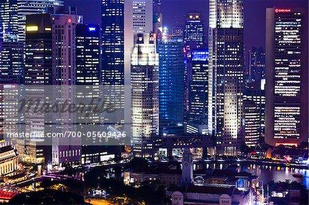 Financial District, Central Region, Singapore