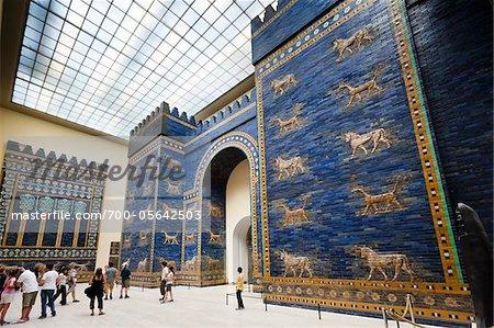 Ishtar Gate, Pergamon Museum, Museum Island, Berlin, Germany