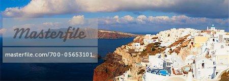 Oia, Santorini Island, Greece