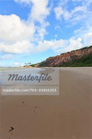 Praia de Tabatinga, Paraiba, Brazil