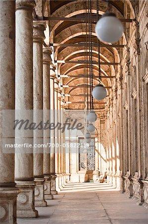 Mosque of Muhammed Ali, Saladin Citadel, Cairo, Egypt