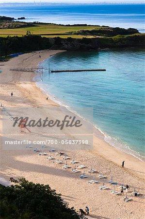 Hotel Nikko Alivila Beach, Yomitan, Nakagami District, Okinawa Island, Okinawa Prefecture, Japan