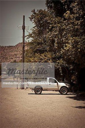 Pickup Truck, Fredonia, Coconino County, Arizona